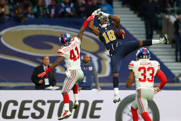 Kenny Britt Los Angeles Rams v New York Giants