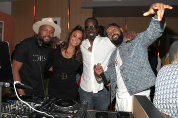 Kenny Burns The 9th Annual Mark Pitts And Bystorm Ent Post BET Awards Celebration