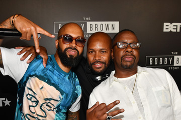 Kenny Burns BET Presents The 'Bobby-Q' Atlanta Premiere Of 'The Bobby Brown Story'