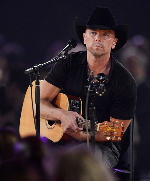 Kenny Chesney: The 2013 MusiCares Person Of The