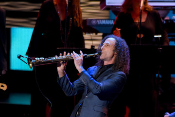 Kenny G 'Clive Davis: The Soundtrack of Our Lives' Premiere Concert - 2017 Tribeca Film Festival