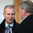 Kenny Miller Rangers v Motherwell - Betfred League Cup Semi Final