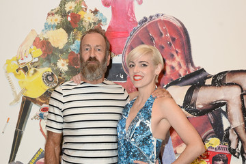 Kenny Scharf Rosson Crow's Private Preview of 'Madame Psychosis Holds a Seance'