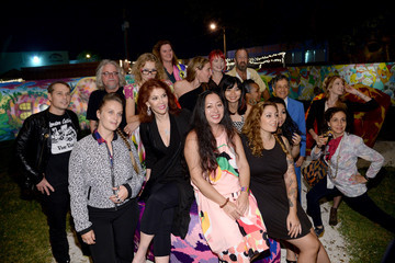 Kenny Scharf Olek The Artists of Wynwood Walls Honored in Miami