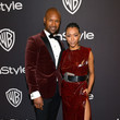 Kenric Green The 2019 InStyle And Warner Bros. 76th Annual Golden Globe Awards Post-Party - Red Carpet