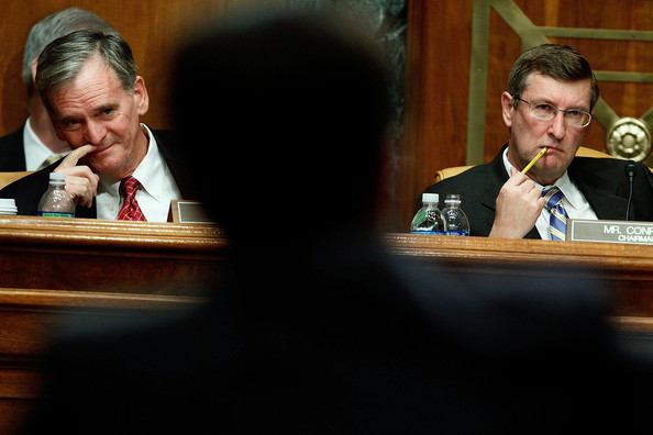 Budget Director Peter Orszag Testifies On Obama's FY2011 Budget