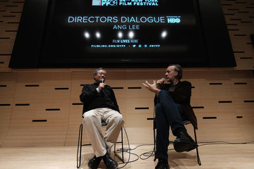 Kent Jones 54th New York Film Festival - Directors Dialogues With Ang Lee Panel