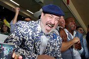 Joey Fatone attends the 145th Kentucky Derby at Churchill Downs on May 04, 2019 in Louisville, Kentucky.