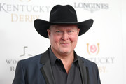 Tracy Lawrence attends the 145th Kentucky Derby at Churchill Downs on May 04, 2019 in Louisville, Kentucky.