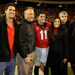 Mark Richt Aaron Murray Photos