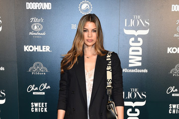 Kenya Kinski-Jones The Lions X WDC World Ocean Day Event