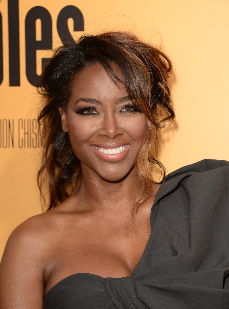 Kenya Moore - Arrivals at the 'Peeples' Premiere in Hollywood 2