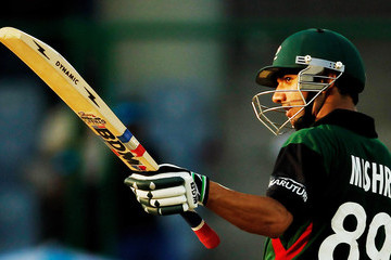 Tanmay Mishra Kenya v Canada: Group A - 2011 ICC World Cup