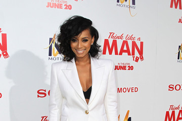 Keri Hilson 'Think Like a Man Too' Premieres in Hollywood