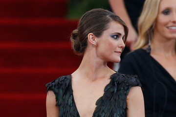 Keri Russell 'China: Through The Looking Glass' Costume Institute Benefit Gala - Outside Arrivals