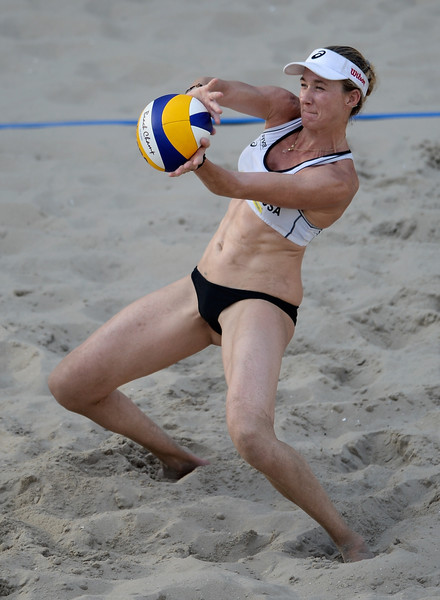 44ccaef0cc Kerri Walsh Jennings Photos Photos - FIVB Beach Volleyball Rio Grand ...