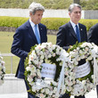 John Kerry and Philip Hammond Photos