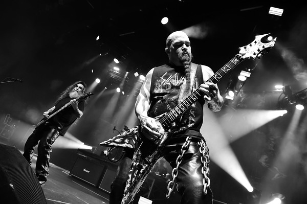 Slayer With Lamb of God and Behemoth in Concert - New York, New York