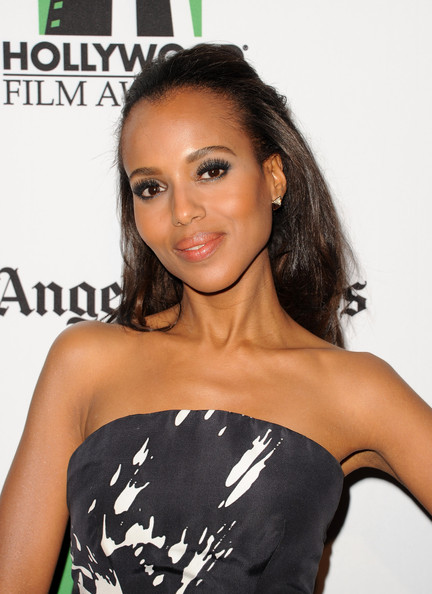 Kerry Washington - 16th Annual Hollywood Film Awards Gala Presented By The Los Angeles Times - Arrivals