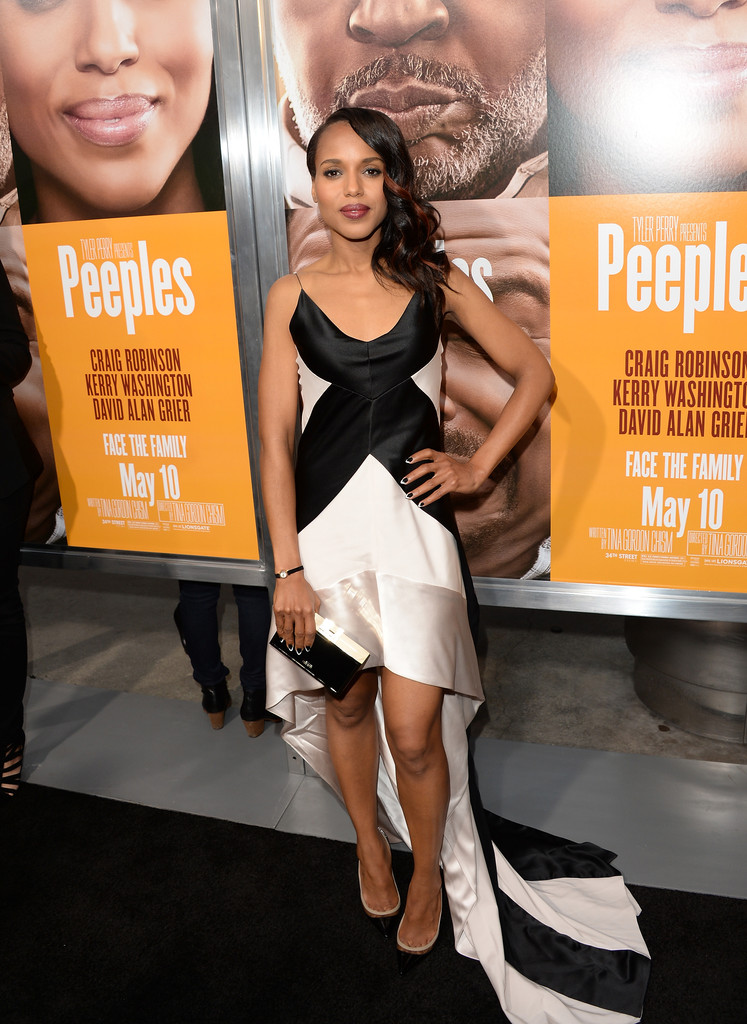 Kerry Washington - Arrivals at the 'Peeples' Premiere in Hollywood 2