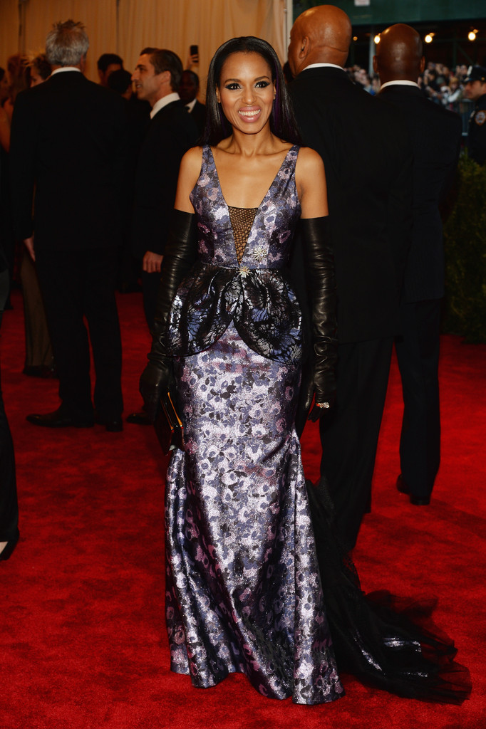 Kerry Washington - 'PUNK: Chaos To Couture' Costume Gala