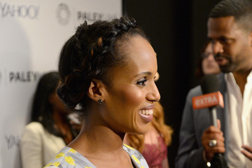 """Kerry Washington The Paley Center For Media Presents An Evening With The Cast Of """"Scandal"""""""
