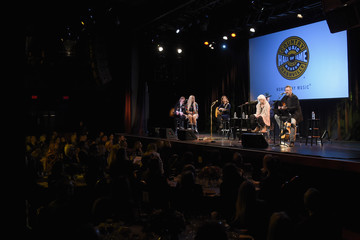 Kesha Country Music Hall Of Fame And Museum Hosts All For The Hall New York Benefic Concert Featuring Vince Gill, Emmylou Harris, Kesha And Maren Morris