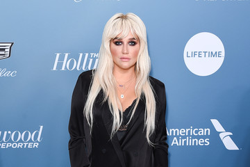 Kesha The Hollywood Reporter's Power 100 Women In Entertainment - Arrivals