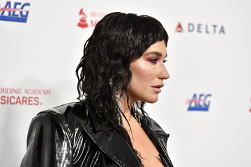 Kesha MusiCares Person Of The Year Honoring Aerosmith - Arrivals