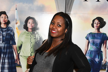 Keshia Knight Pulliam 'Hidden Figures' Screening Hosted by Janelle Monae and Pharrell Williams at Regal Atlantic Station
