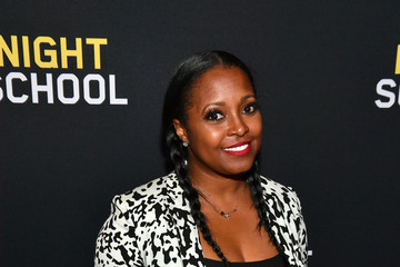 Keshia Knight Pulliam 'Night School' Red Carpet Screening With Kevin Hart And Will Packer At Regal Atlantic Station