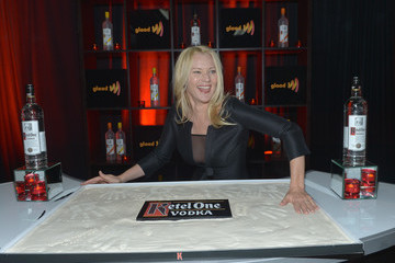 Angela Featherstone Ketel One Vodka Hosts The Ketel One Walk Of Change At The 23rd Annual GLAAD Media Awards