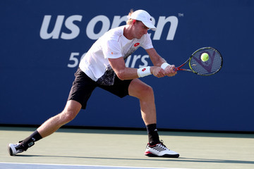 Kevin Anderson 2018 US Open - Day 3