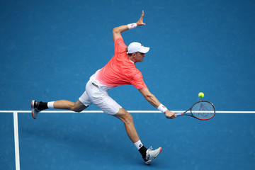 Kevin Anderson 2019 Australian Open Highlights