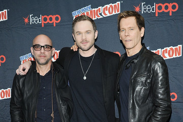 Kevin Bacon Marcos Siega New York Comic Con: Day 4