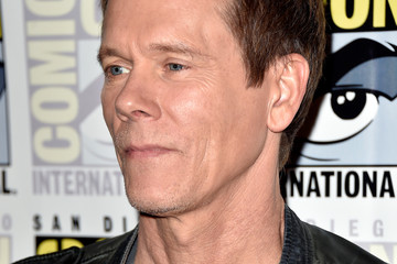 Kevin Bacon 'The Following' Press Line at Comic-Con