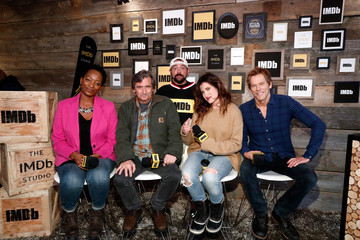 Kevin Bacon The IMDb Studio at the 2017 Sundance Film Festival Featuring the Filmmaker Discovery Lounge, Presented by Amazon Video Direct: Day Three - 2017 Park City