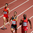 Kevin Borlee 15th IAAF World Athletics Championships Beijing 2015 - Day Two