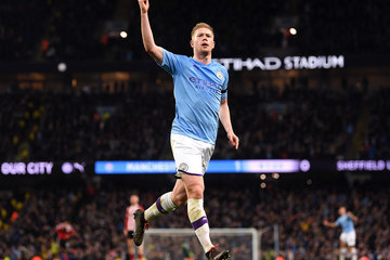 Kevin De Bruyne European Best Pictures Of The Day - December 30, 2019