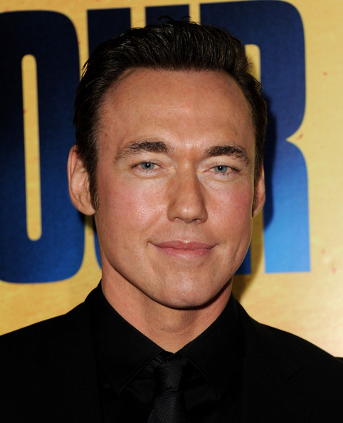 Kevin Durand Actor Kevin Durand arrives at the premiere of DreamWorks    Kevin Durand