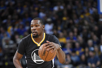 Kevin Durant New Orleans Pelicans v Golden State Warriors