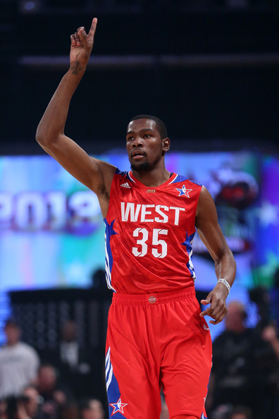 Kevin Durant All Star Game 2013 NBA All-Star Game 2013