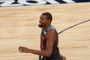 Kevin Durant NBA All-Star Game 2017