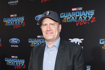 Kevin Feige The World Premiere of Marvel Studios' 'Guardians of the Galaxy Vol. 2'