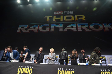 Kevin Feige Marvel Studios Hall H Panel