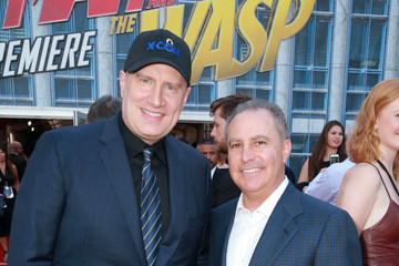 Kevin Feige Premiere Of Disney And Marvel's 'Ant-Man And The Wasp' - Red Carpet