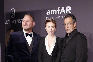 Kevin Frost Harry Winston Serves as Presenting Sponsor for the amfAR New York Gala