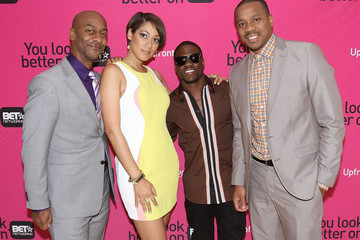 Kevin hart cynthia kaye mcwilliams bet networks 2013 los angeles
