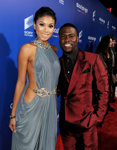 ... Kevin Hart, turns ...