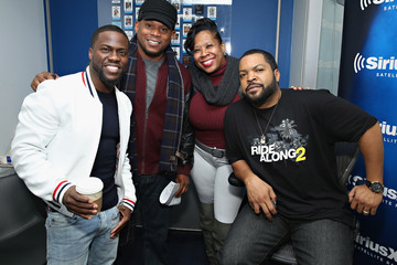 Kevin Hart Ice Cube SiriusXM 'Town Hall' with Kevin Hart, Ice Cube and Olivia Munn